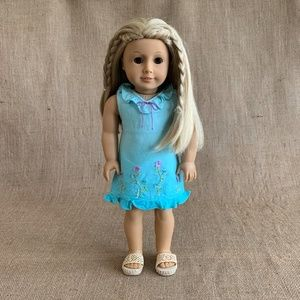 American Girl Doll GOTY 2001 Kailey Plesantville